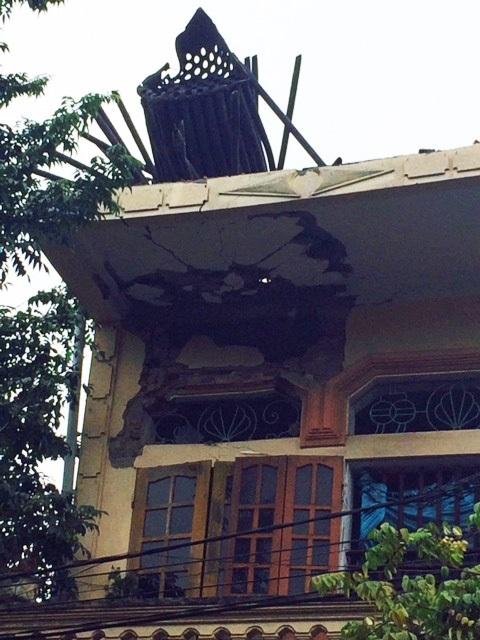 Nổ lò hơi ở Thái Nguyên, 2 người chết