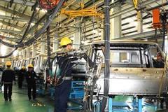 Phát triển công nghiệp ô tô thành ngành kinh tế chủ lực