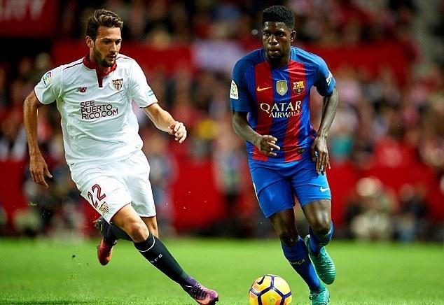 Barca nhận tin dữ trước El Clasico
