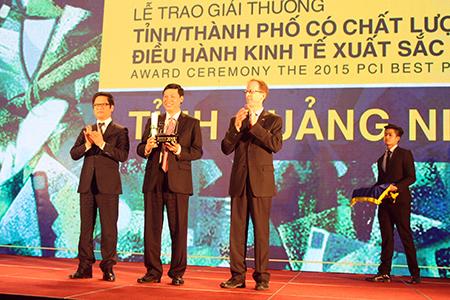 Quảng Ninh - top 3 tỉnh có chỉ số PCI tốt nhất cả nước
