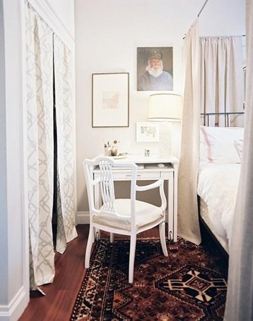 Thiết kế thông minh khiến phòng ngủ nhỏ đẹp khó cưỡng