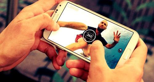 360 độ và thực tế ảo- xu hướng công nghệ hút giới trẻ