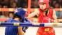 Hoa khôi boxing Lê Thị Bằng tranh tài tại giải toàn quốc