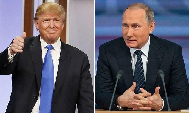 Món quà của Donald Trump dành cho Điện Kremlin