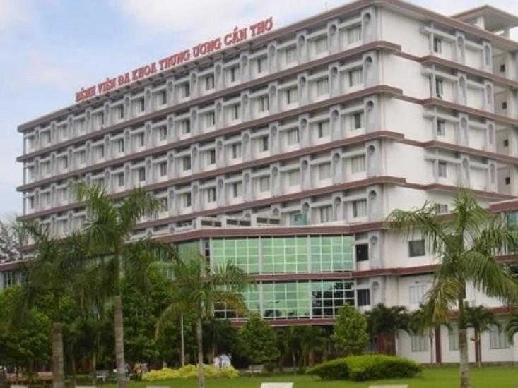 Bệnh nhân được điều trị tại bệnh viện Đa khoa TƯ Cần Thơ