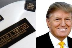 Xuất xứ không ngờ tới về trang phục của Donald Trump