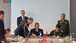Việt-Pháp đối thoại chính sách quốc phòng