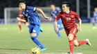 Tuyển Việt Nam bị cầm hòa trước ngày lên đường dự AFF Cup