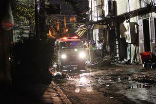 Chủ quán karaoke bị cháy được tại ngoại, cấm rời nơi cư trú