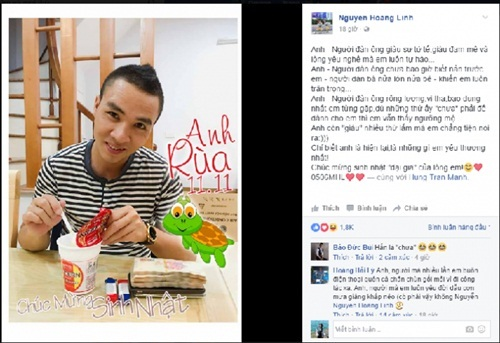 MC Hoàng Linh: Bạn trai mới là 'đại gia'