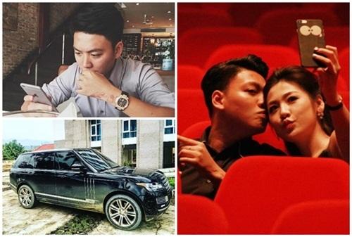 Soi tài sản nhiều 'không đếm nổi' của bạn trai mới Á hậu Tú Anh