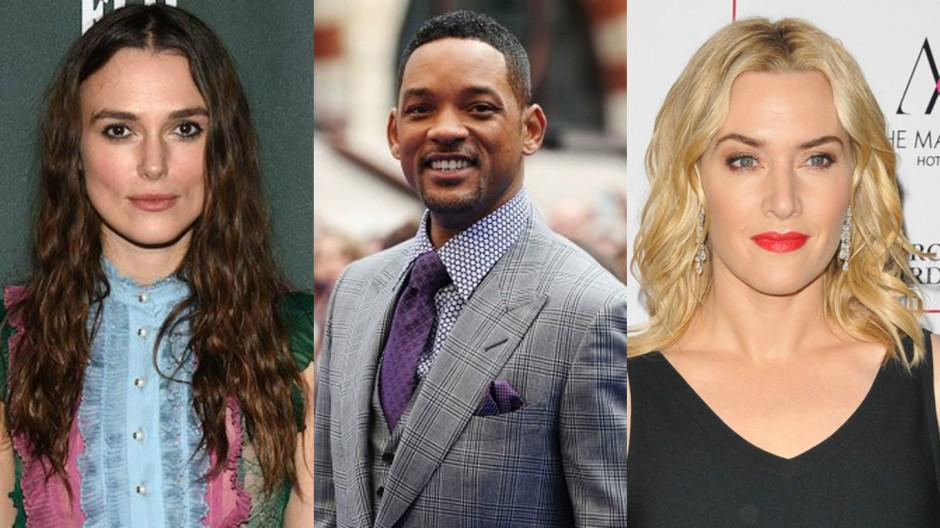 Dàn sao đình đám Hollywood quy tụ trong 'Collateral Beauty'