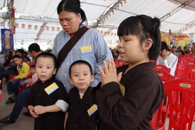 Đại lễ cầu siêu cho nạn nhân tai nạn giao thông