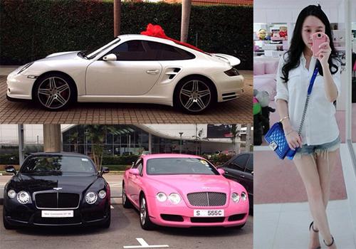 hot girl, giàu có, Instagram, thú 'tiêu tiền như rác', hội con nhà giàu, hàng hiệu xa xỉ, mua sắm