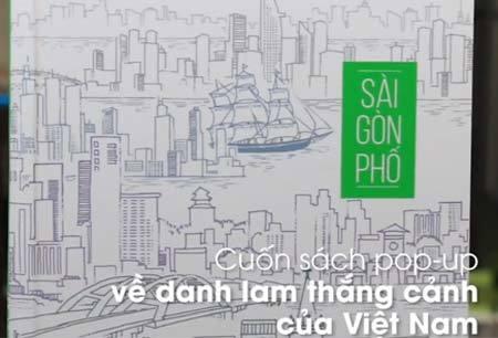 Giới trẻ Sài Gòn gói gọn cả thành phố trong trang sách
