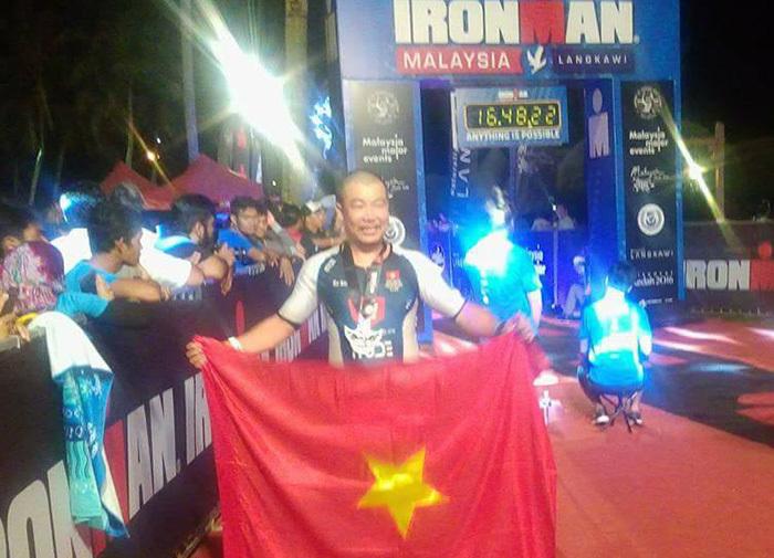 Ba người Việt Nam đầu tiên chinh phục cuộc thi khắc nghiệt nhất thế giới