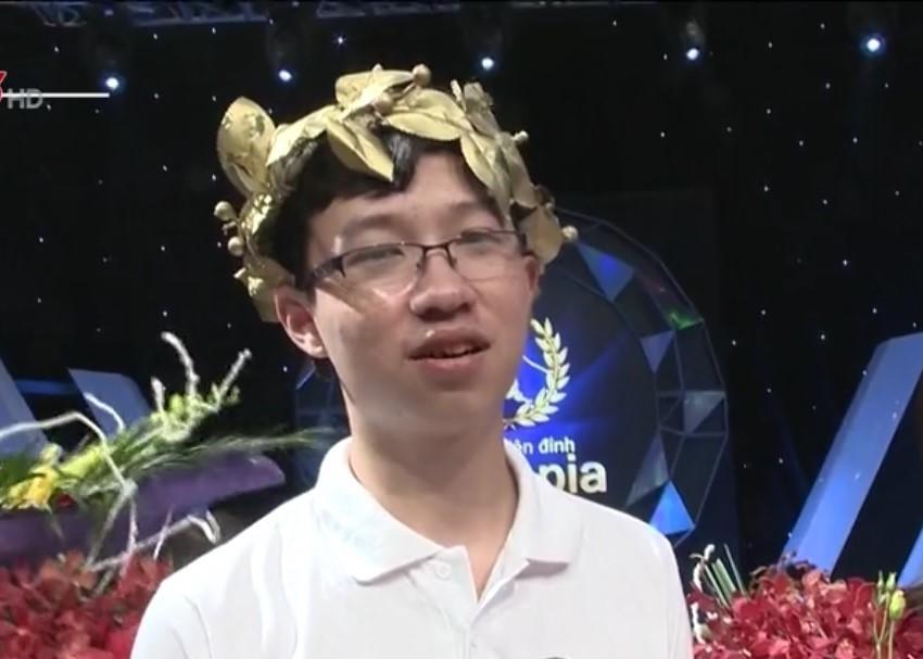 Phan Đăng Nhật Minh chạm điểm số kỷ lục 16 năm của Đường lên đỉnh Olympia