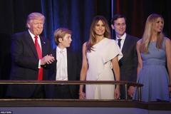 Các con của Trump giúp bố chọn nội các