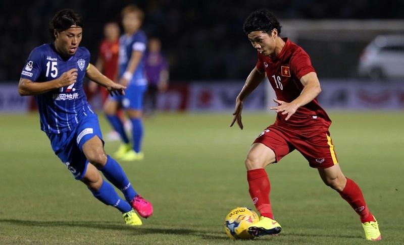 ĐT Việt Nam chốt danh sách dự AFF Cup 2016