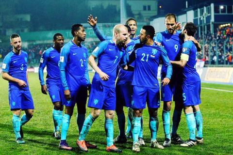 Depay lập cú đúp, Hà Lan thắng dễ Luxembourg