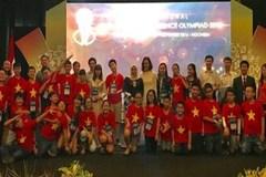 Đội tuyển Toán Việt Nam giành 7 huy chương Vàng tại IMSO 2016