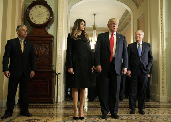 Trump và cuộc triệt thoái vĩ đại khỏi vai trò lãnh đạo thế giới của Mỹ