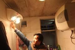 Nguy cơ cháy nổ từ đèn sưởi và bình nóng lạnh