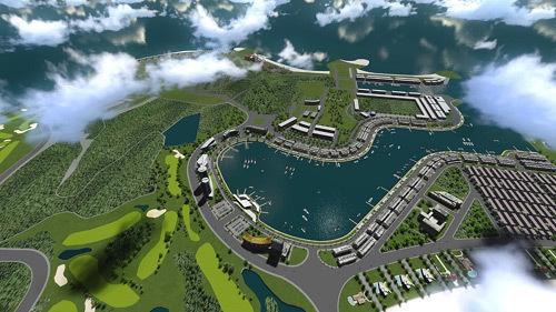 Những công trình tỷ đô ở Quảng Ninh