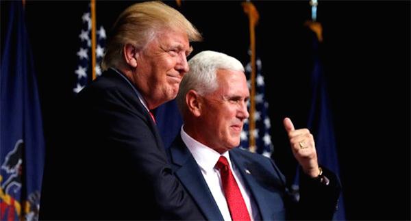 Tổng thống Trump, Hiến pháp Mỹ và ma trận quyền lực