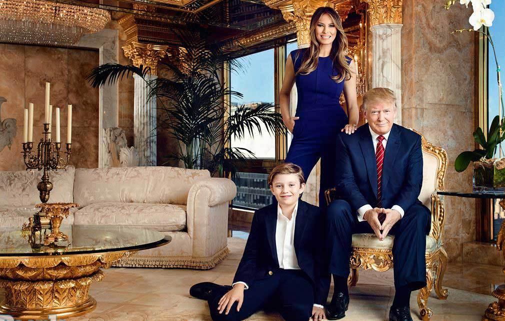 Trump liệu có dọn vào ở Nhà Trắng?