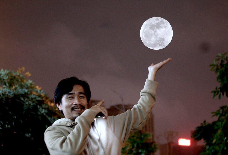 Siêu mặt trăng lớn nhất 70 năm qua ở Hà Nội, Sài Gòn