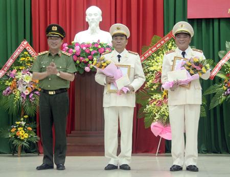 Bổ nhiệm Phó tư lệnh Quân khu 4