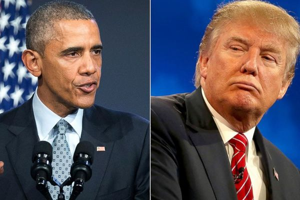 Obama lo lắng cho nhiệm kỳ của Trump