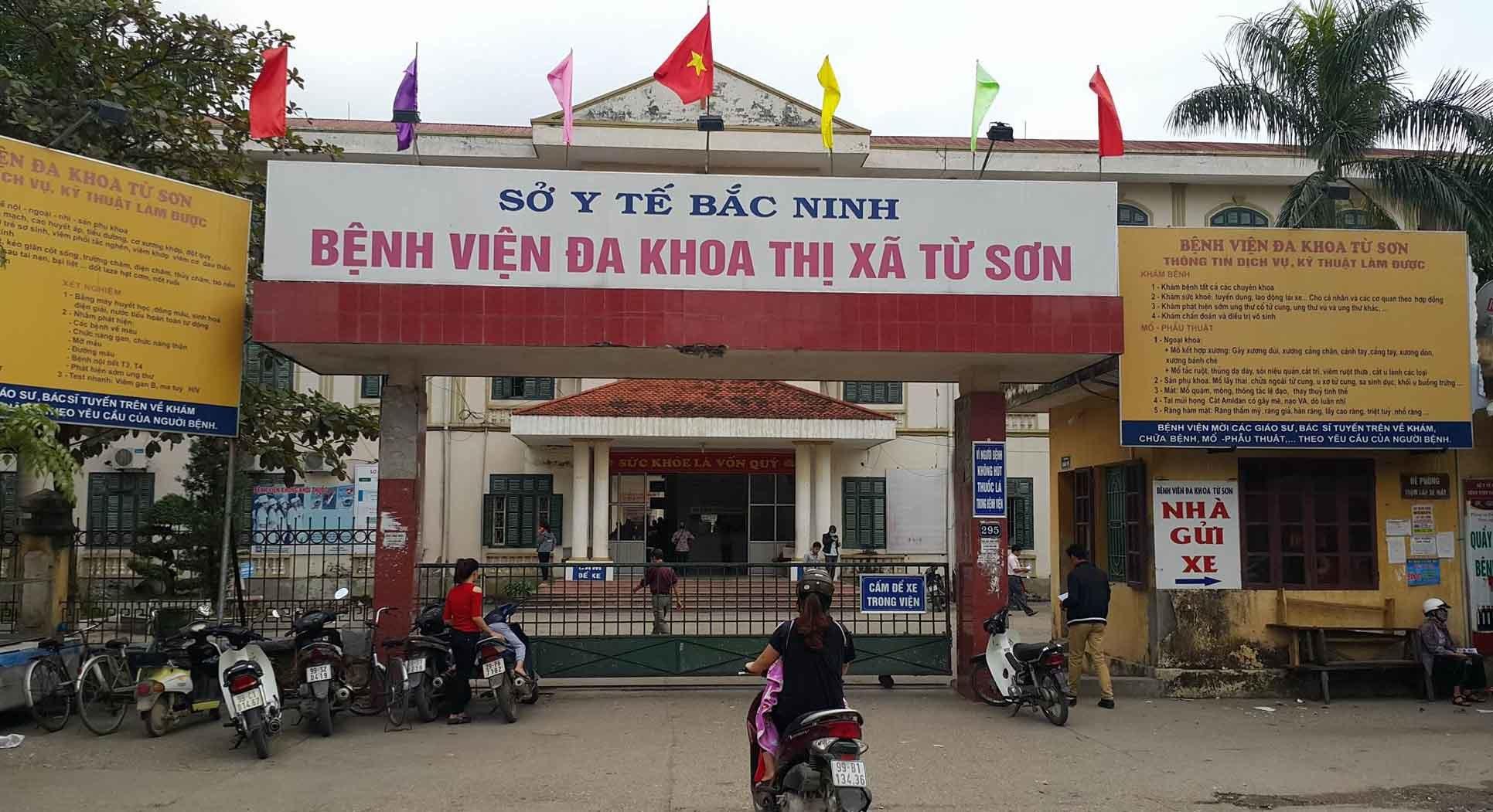 Bắc Ninh: Gia đình tố bệnh viện làm bé sơ sinh tử vong?