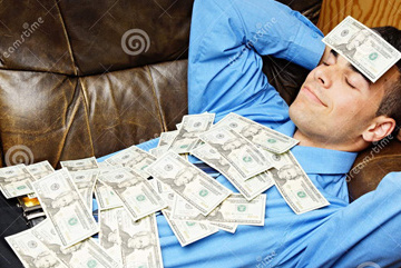 Ba sinh viên được bọc tiền gần 1 tỷ trong chiếc sofa cũ