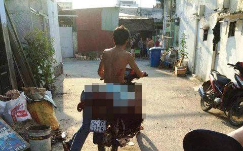 Vụ chở xác con rể ở Sài Gòn: Cha vợ nói gì tại tòa?
