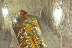 Tìm thấy xác ướp 1.000 tuổi còn nguyên vẹn