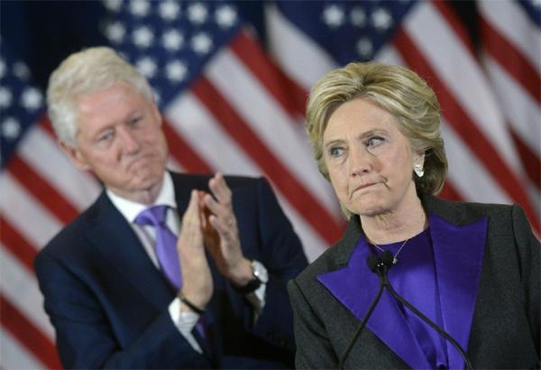Trợ tá của Hillary Clinton 'tiên tri' thất cử