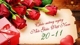 Những quà tặng ý nghĩa cho ngày Nhà giáo Việt Nam 20/11