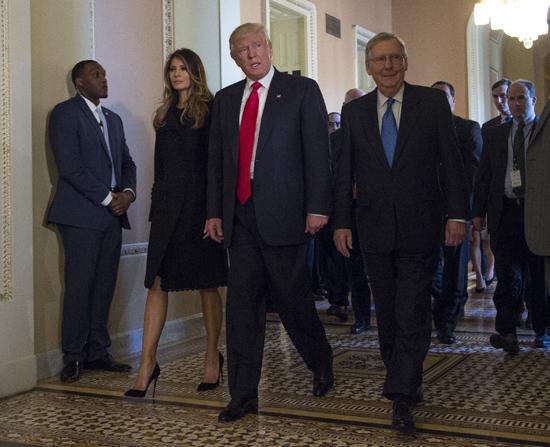 """""""Trump nói rất ít về Biển Đông, nhiều vấn đề khác chỉ im lặng"""""""