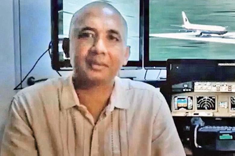 giả thuyết mới, MH370, cơ trưởng, máy bay
