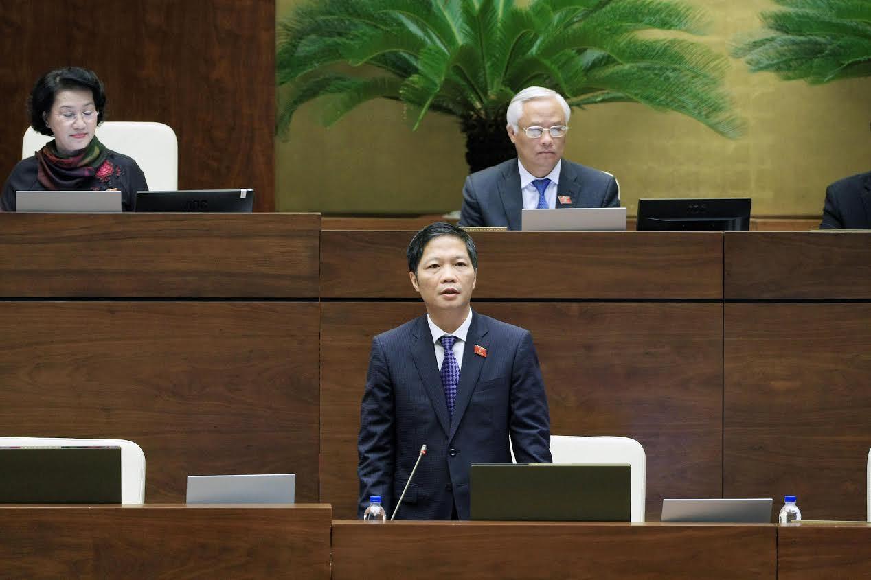 nguyễn xuân cường, Bộ trưởng Công thương, Bộ trưởng Trần Tuấn Anh, Bộ trưởng NN&PTNT, bộ trưởng Nguyễn Xuân Cường