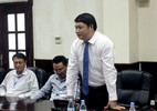 Bộ Công thương tạm đình chỉ công tác ông Vũ Đình Duy