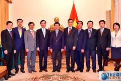Ông Phạm Sanh Châu làm Trợ lý Bộ trưởng Ngoại giao