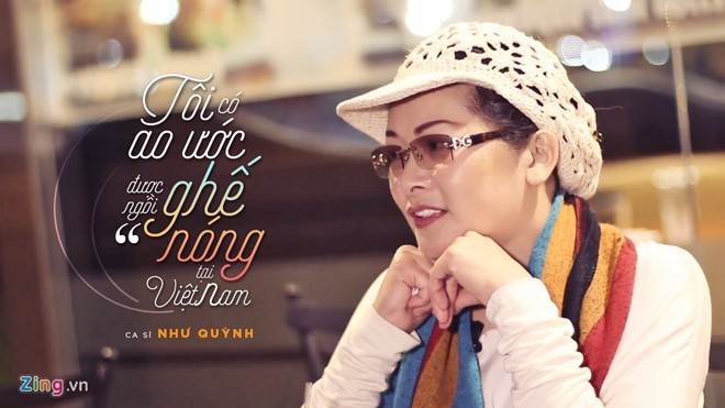 Như Quỳnh: 'Tôi khao khát được về Việt Nam biểu diễn'