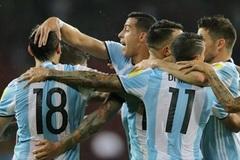 Messi nhảy tango, Argentina thắp lại hi vọng giành vé đến Nga