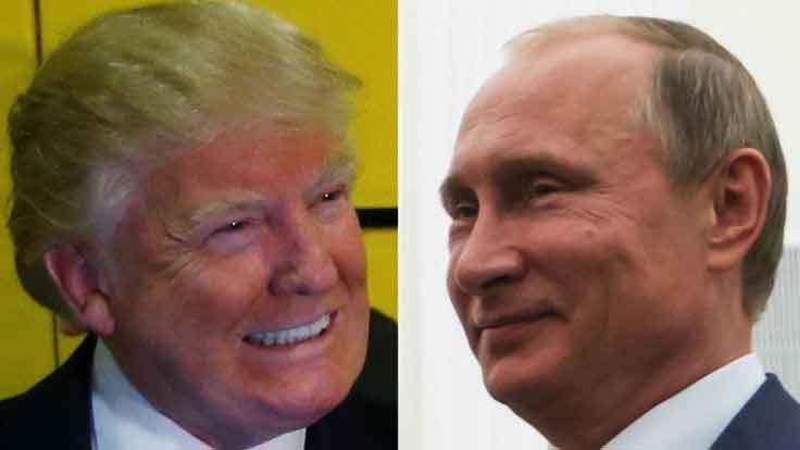 Trump chính thức điện đàm với lãnh đạo Nga, Trung