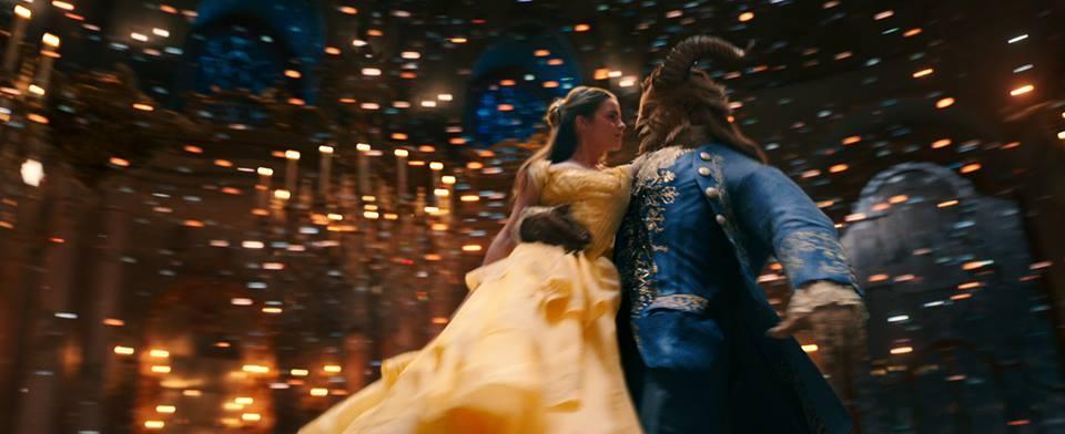 Đắm chìm trong trailer mới tuyệt đẹp của 'Người đẹp và quái vật'