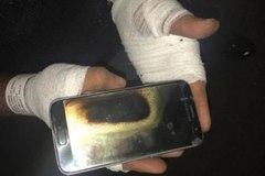 Galaxy S7 phát nổ, Samsung chuẩn bị ra tòa