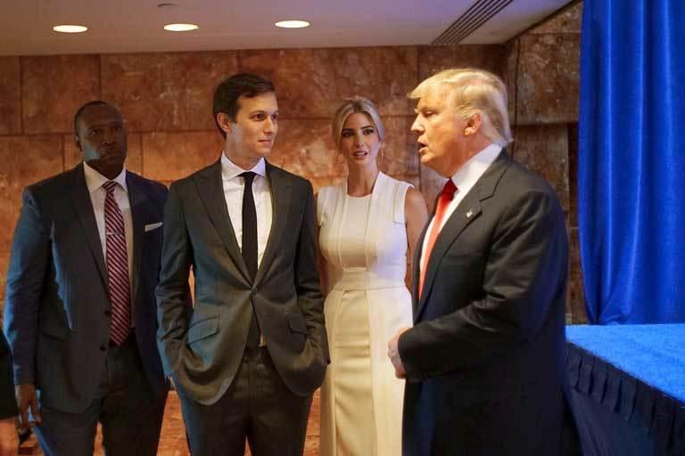 Nhân vật đặc biệt đứng sau thành công của Donald Trump